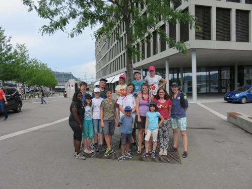 Gruppenfoto Brugg