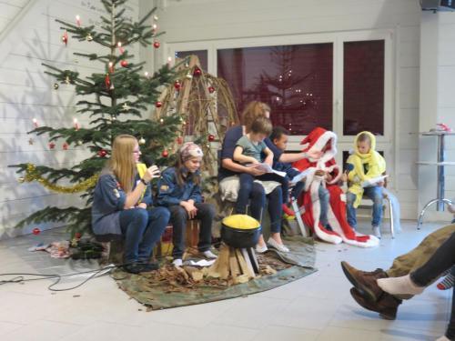 Weihnachtstheater Gottesdienst
